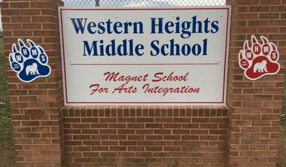 Picture for vendor Western Heights Middle School